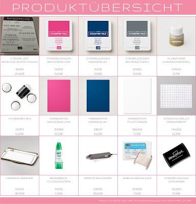Stampin' Up! rosa Mädchen Kulmbach: Glückwunschkarte Galaxy mit Wenn die Worte fehlen