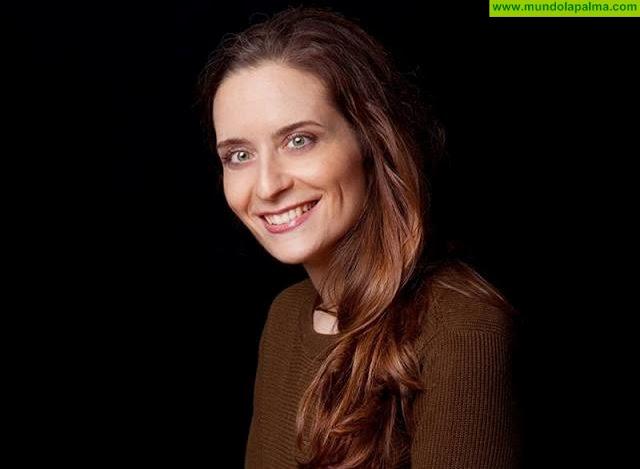 La escritora palmera Belén Lorenzo será la pregonera de la Fiesta de la Vendimia 2018