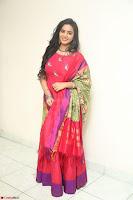 Manasa in Pink Salwar At Fashion Designer Son of Ladies Tailor Press Meet Pics ~  Exclusive 78.JPG