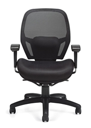 Affordable Weight Sensing Task Chair