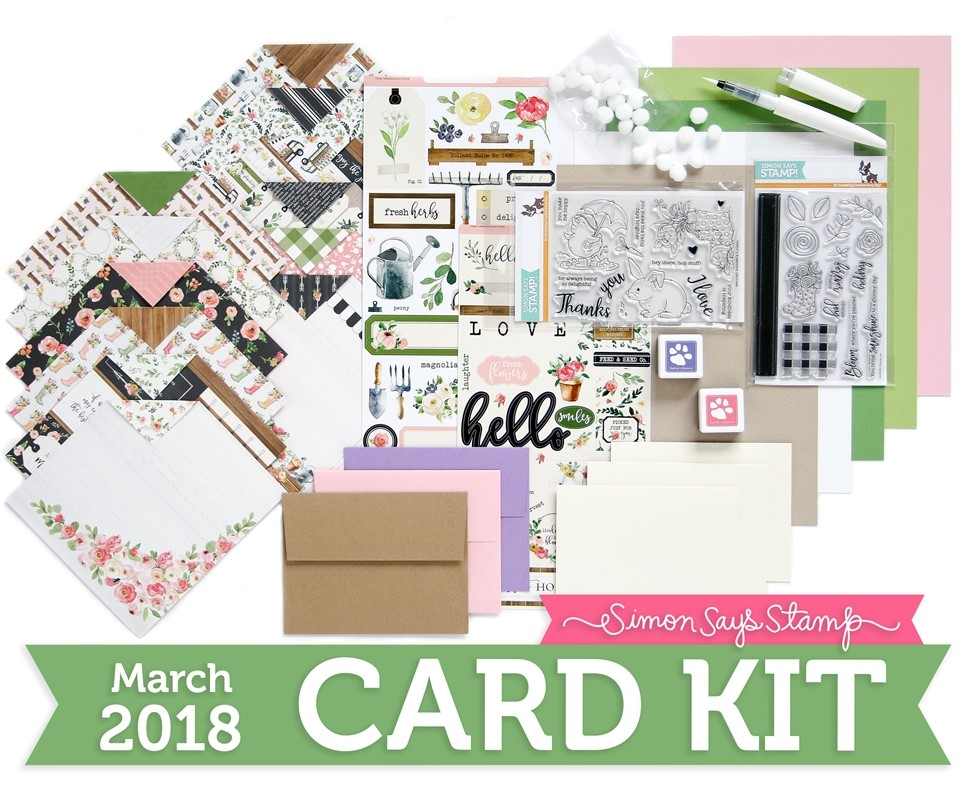 my impressions  sss march 2018 card kit reveal   u0026 giveaway