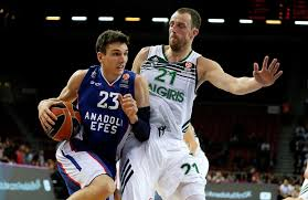 Watch Zalgiris vs Anadolu Efes live Stream Today 8/1/2019 online Euroleague Basketball