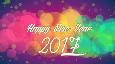 New Year Status Wishes 2017