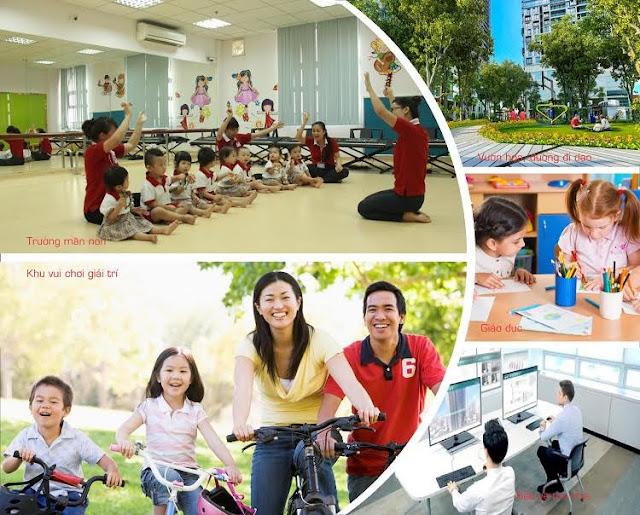 Sunshine RiverSide giáo dục