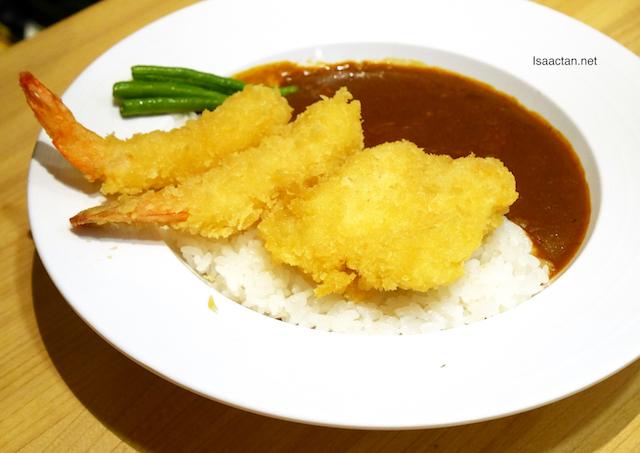 Seafood Fry - RM15.90