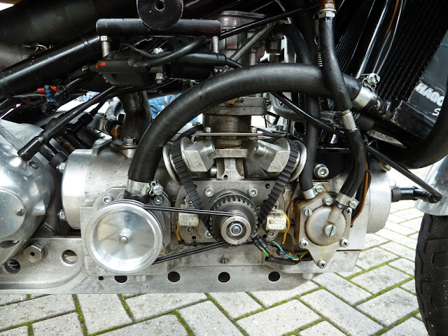 Konig 500 Engine Motorbike