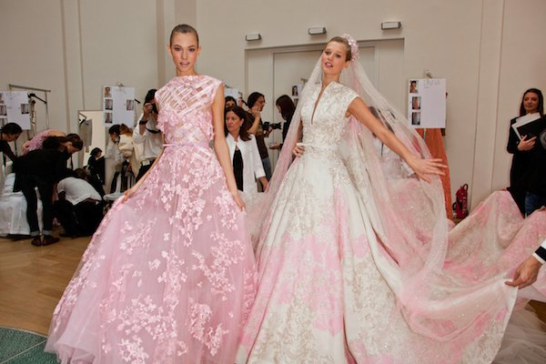 Cotton Wedding Gown: Your Wedding Support: Cotton Candy Wedding Dresses