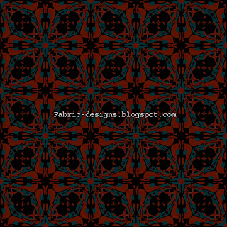 geometric work for textile designing
