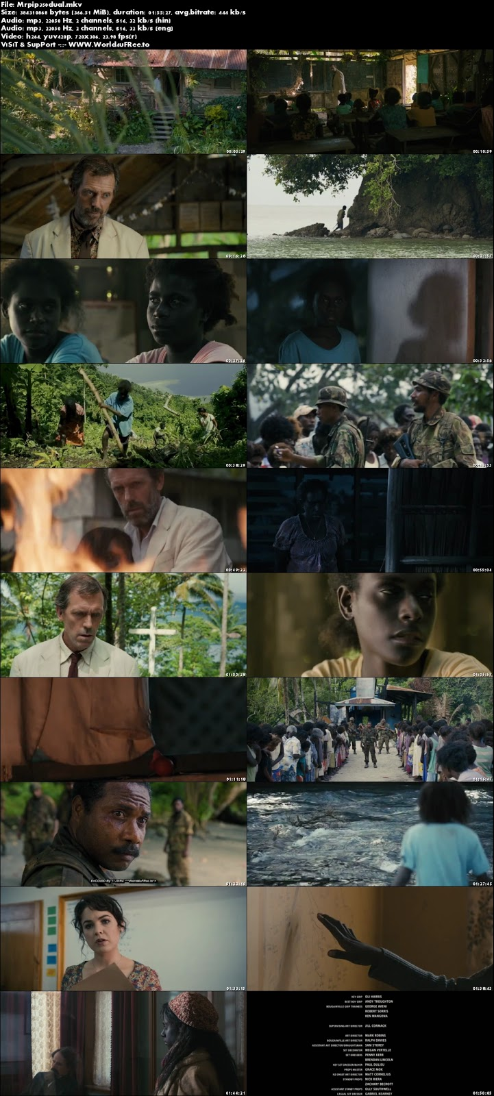 Mr. Pip 2012 Dual Audio BRRip 480p 350Mb x264 world4ufree.to hollywood movie Mr. Pip 2012 hindi dubbed dual audio 480p brrip bluray compressed small size 300mb free download or watch online at world4ufree.to