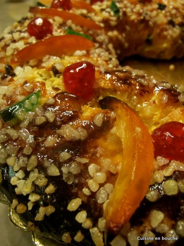 Bolo rei ou brioche galette des rois portugaise le blog for Decoration galette des rois