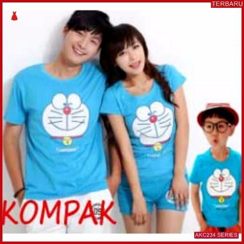 AKC234K37 Kaos Couple Anak 234K37 Keluarga BMGShop