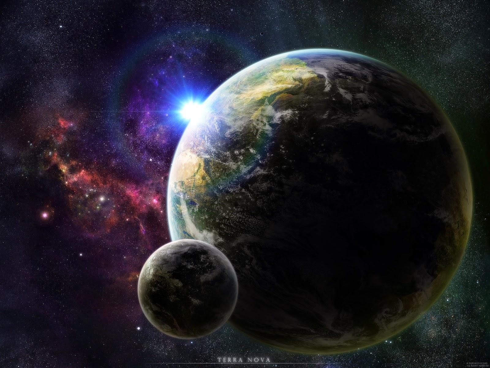 Earth - HD Wallpapers | Earth Blog