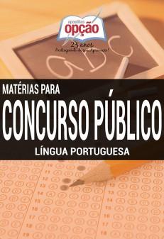 Apostila de Língua Portuguesa para Concursos