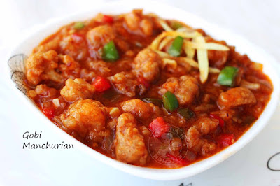 gobi manchurian cauliflower manchurian cauliflower recipes easy gravy