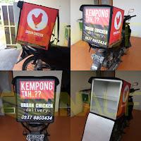 jual Tas delivery makanan Surabaya Kempong