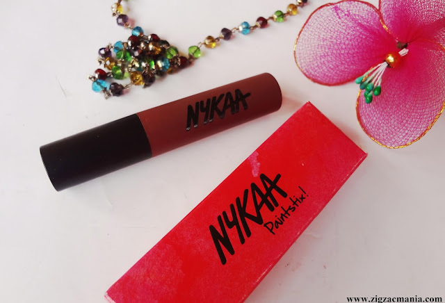 Nykaa Paintstix Cool Girl Nude (02) Review & Swatches