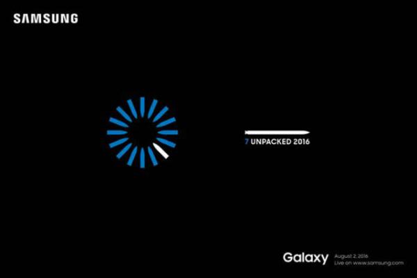 الكشف عن موعد الإعلان عن غالاكسي نوت 7 و تسريب صور جديدة له