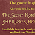 The Secret Notebook of Sherlock Holmes — A Review
