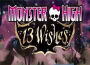 Monster High juego 13 wishes
