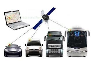 Спутниковый контроль перемещения транспорта в Нефтеюганске