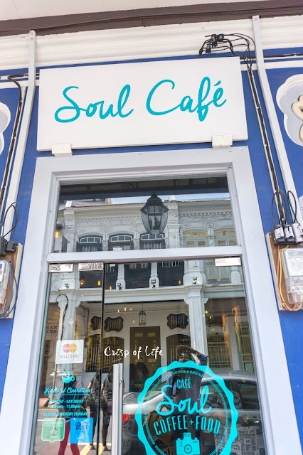 Soul Cafe @ Jalan Kek Chuan, Penang