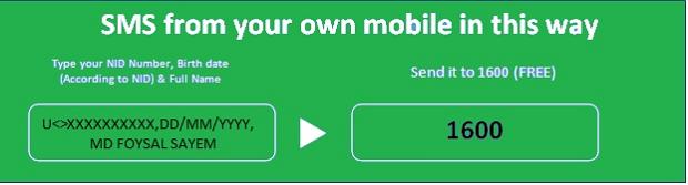 New Online SIM Card Registration System – Grameenphone, Robi