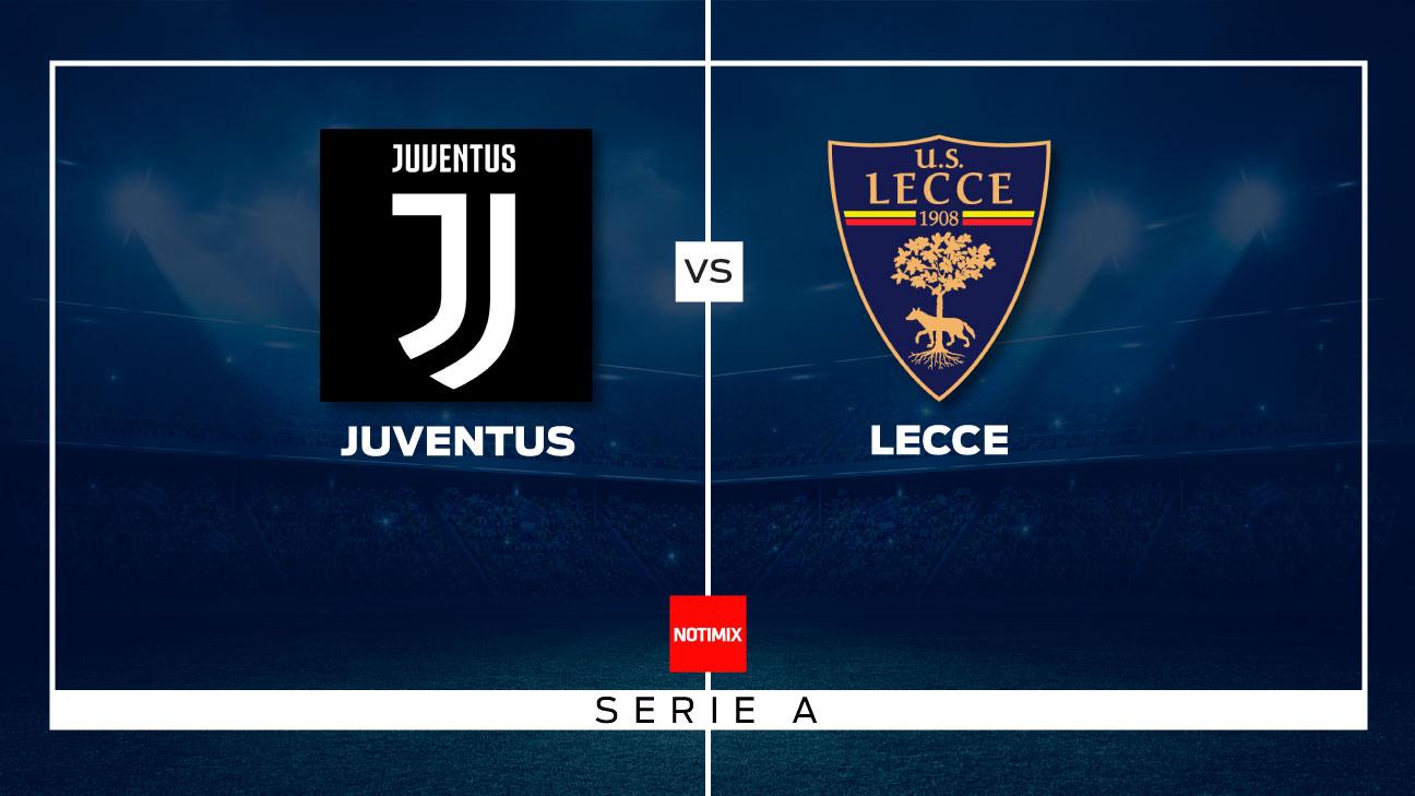 EN VIVO: El líder Juventus recibe a Lecce en el inicio de la fecha 28 de la Serie A