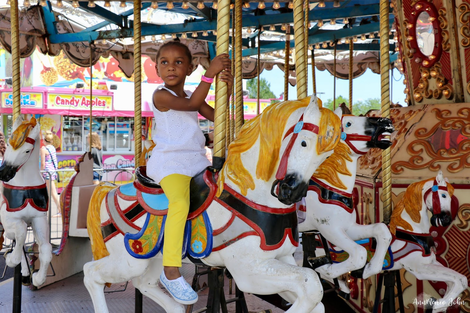 5 Reasons to Take Kids to the State Fair