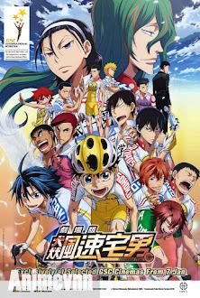 YOWAMUSHI PEDAL MOVIE -  2015 Poster