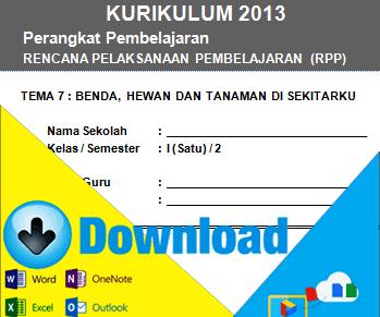 http://www.informasisekolah.com/2016/04/download-rpp-kurikulum-2013-kelas-1-sd-tema-benda-hewan-dan-tanaman-disekitarku.html