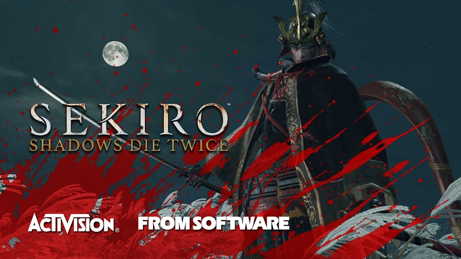 sekiro shadows die twice genichiro ashina first boss