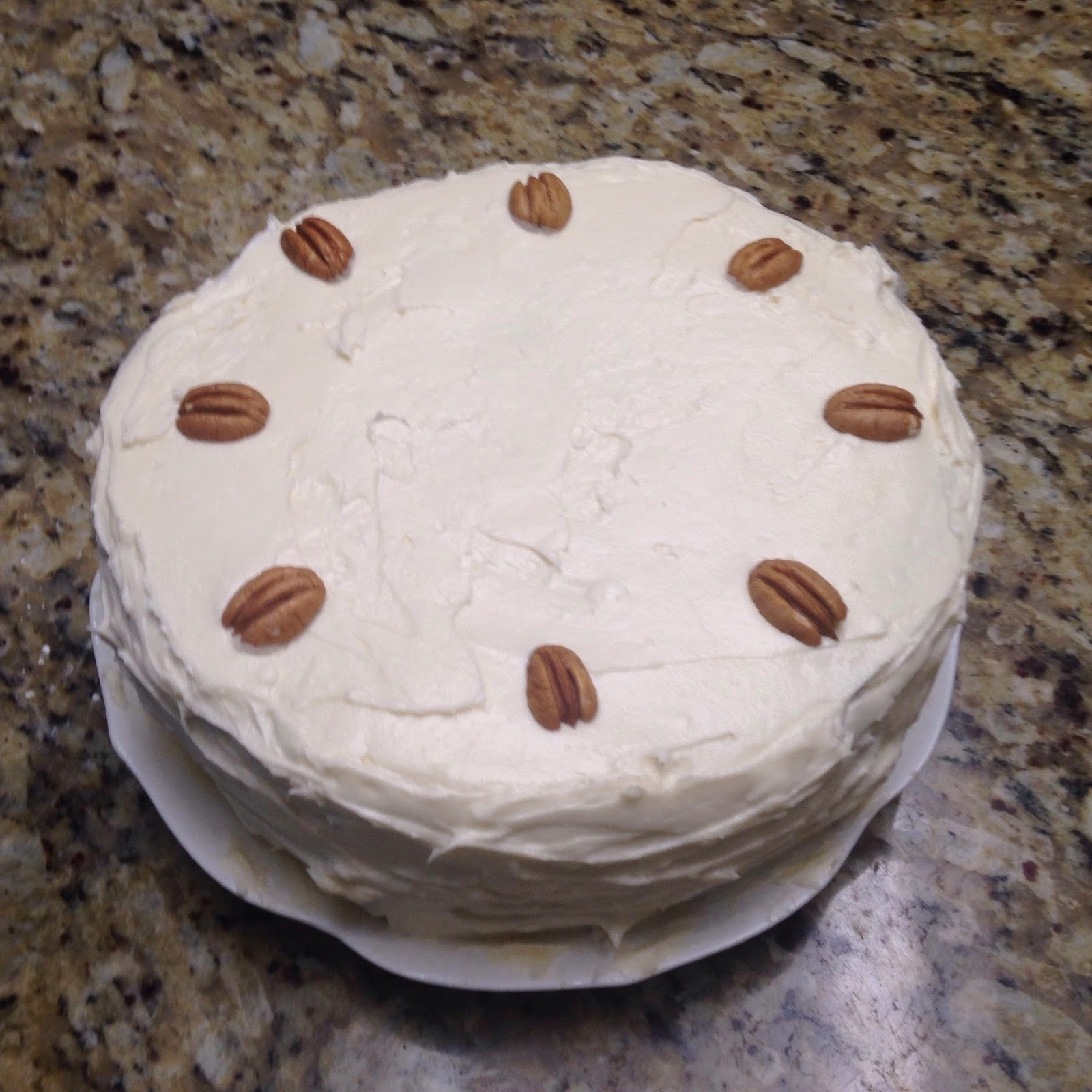 Classy Clever Hummingbird Cake