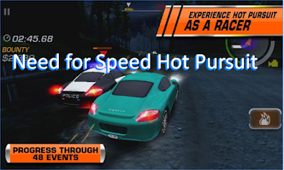 Need for Speed Hot Pursuit Apk + Data for Android Paid Offline / Unlocked