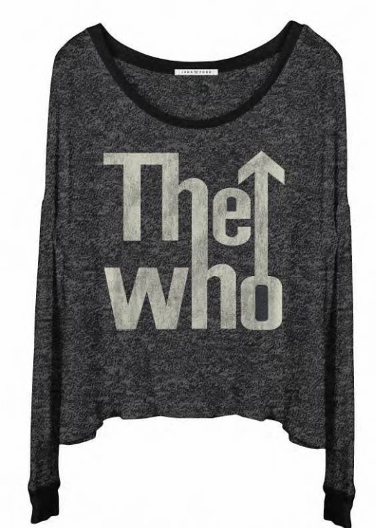 The Who Shirt