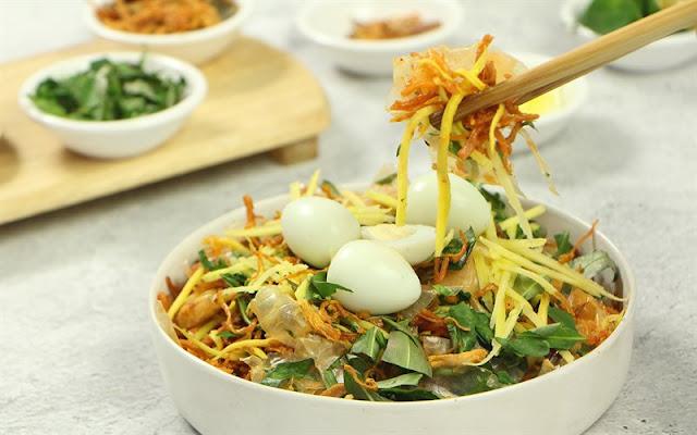 Khám phá những món ăn vặt, quán ăn ngon tại đường phố Sài Gòn(1)