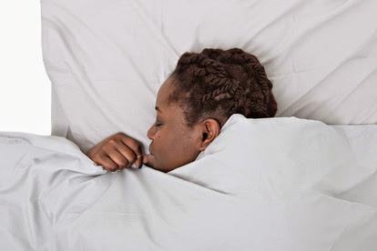 Ini Bagian urat saraf membuat tidur, Pijat Di sini