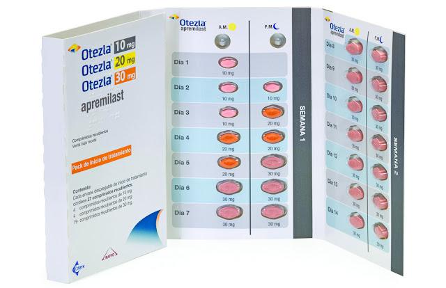Llega a la Argentina Otezla® (apremilast), un nuevo tratamiento oral, seguro y eficaz, para la Psoriasis y la Artritis Psoriásica