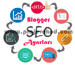 Blogger 7 Önemli SEO Ayarı 2019