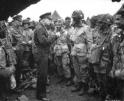 D-Day: GEN Eisenhower clip art