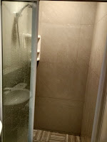 kamar mandi Nite & Day Residence Alam Sutera