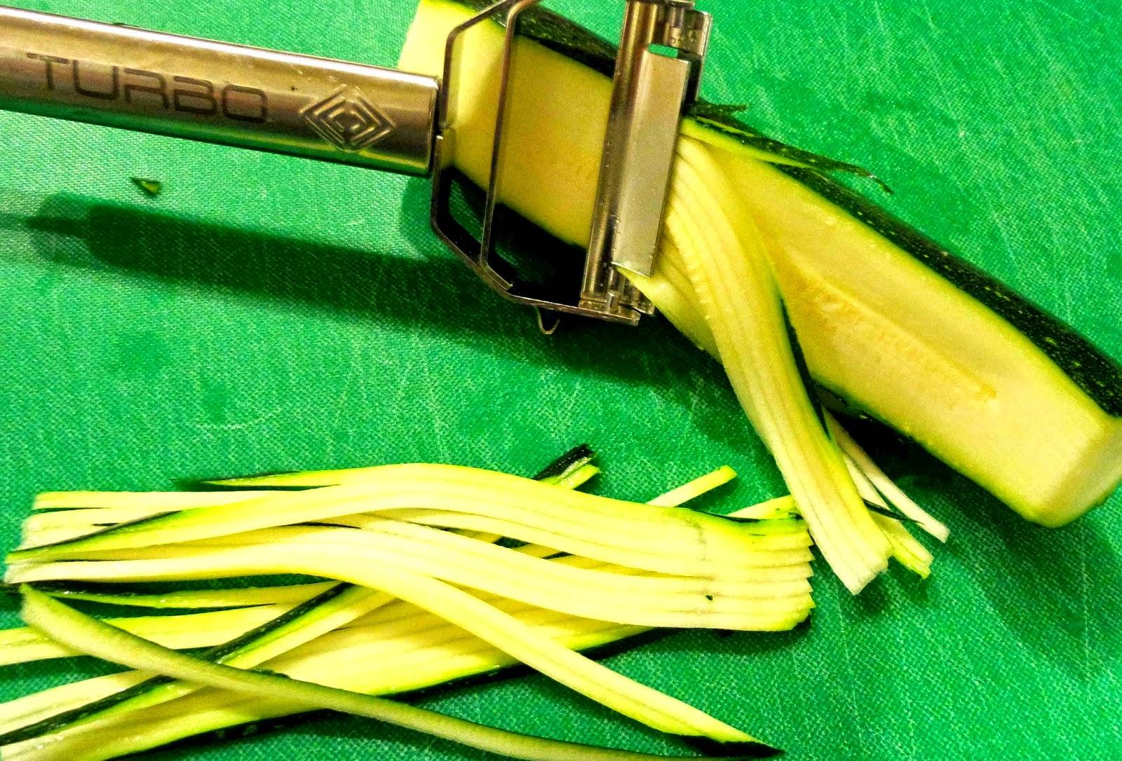 zoodles zuchini noodles