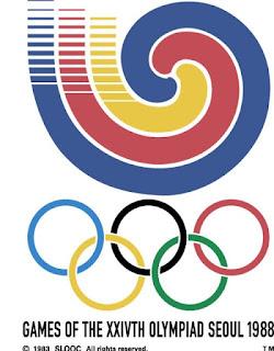 Seoul 1988 Olympic Logo