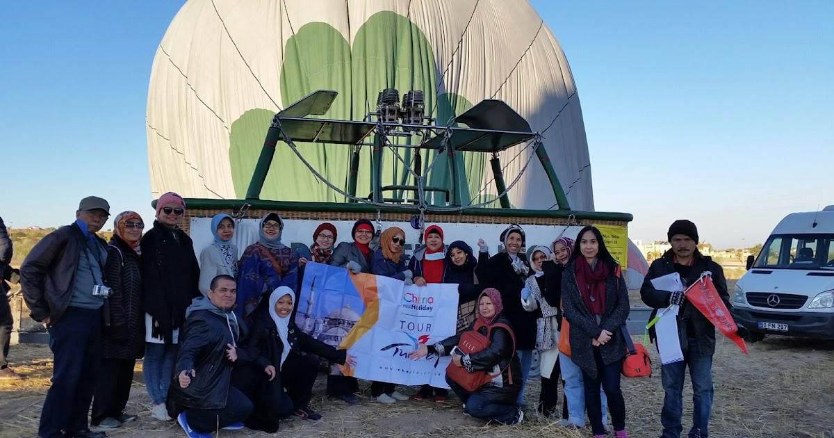 Paket Tour Turki 2018 2019 Promo  Cheria Holiday