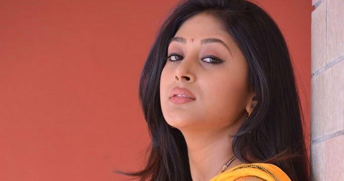 South hot actress Sushma Raj latest image photoshoot in yellow color half saree