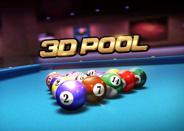 3D Pool Ball v2.2.0.2 Android Bilardo Oyunu Hileli