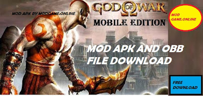 God Of War mod apk for android