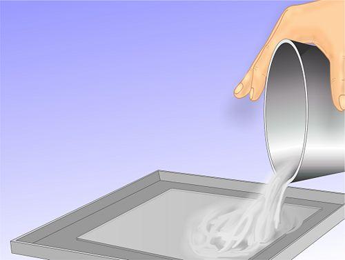 como hacer un espejo con un vidrio