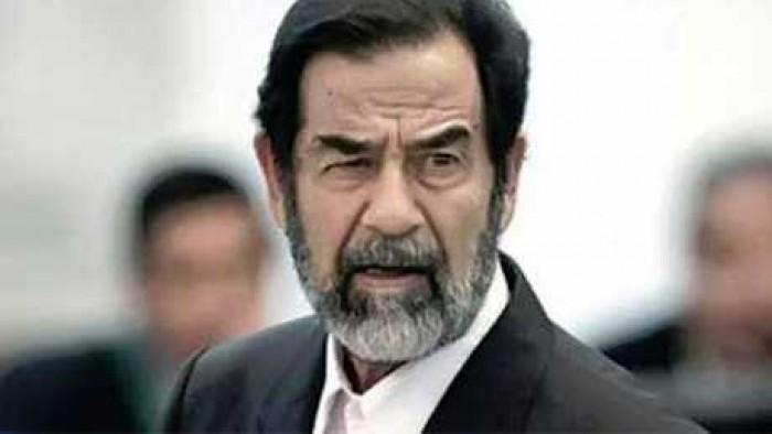 ظهور صدام حسين في لندن يثير فزع السكان