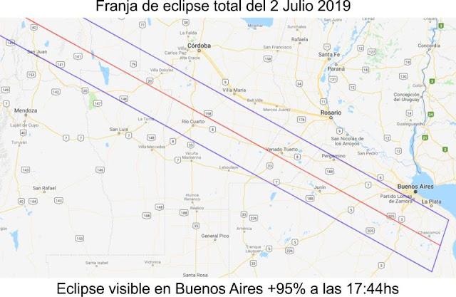 Sol negro - Eclipse 2019 Auca1