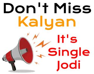 kalyan panel chart 08-05-2019 matka guessing single Jodi Trick